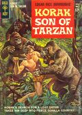 Korak Son of Tarzan (1964 Gold Key/DC) 1