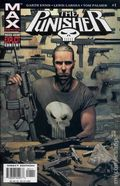 Punisher (2004 7th Series) Max 1