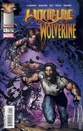 Witchblade Wolverine (2004) 1A