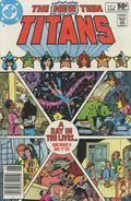 New Teen Titans (1980) (Tales of ...) 8