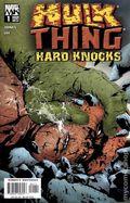 Hulk and Thing Hard Knocks (2004) 1