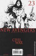 New Avengers (2005 1st Series) 23B