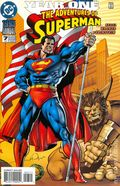Adventures of Superman (1987) Annual 7