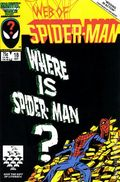 Web of Spider-Man (1985 1st Series) 18