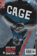Cage (2002 2nd Series) 4