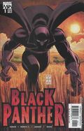 Black Panther (2005 Marvel 3rd Series) 1A