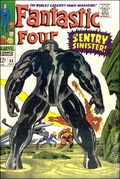 Fantastic Four (1961 1st Series) 64