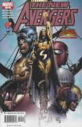 New Avengers (2005 1st Series) 10A