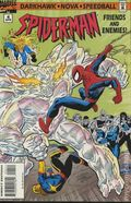 Amazing Spider-Man Friends and Enemies (1995) 4
