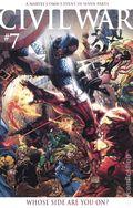 Civil War (2006 Marvel) 7B