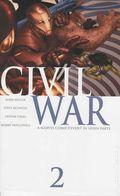 Civil War (2006 Marvel) 2A