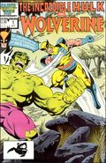 Incredible Hulk and Wolverine (1986) 1