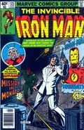 Iron Man (1968 1st Series) 125