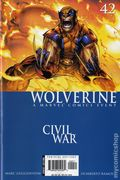 Wolverine (2003 2nd Series) 42A