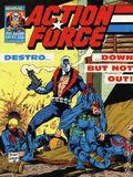 Action Force (1987 British G.I. Joe) Magazine 45