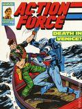 Action Force (1987 British G.I. Joe) Magazine 49
