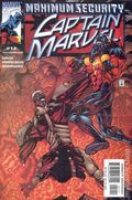 Captain Marvel (1999 4th Series Marvel) 12