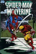 Spider-Man vs. Wolverine GN (1990 Marvel) 2nd Edition 1-1ST