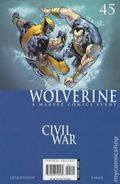 Wolverine (2003 2nd Series) 45