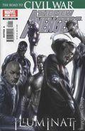 New Avengers Illuminati Special (2006) 1A