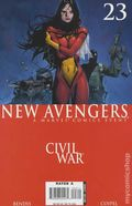 New Avengers (2005 1st Series) 23A