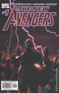New Avengers (2005 1st Series) 1A