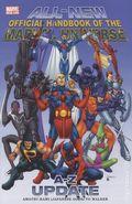 All New Official Handbook Marvel Universe Update (2007) 1