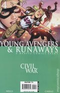 Civil War Young Avengers and Runaways (2006) 4