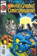 Fantastic Four The World's Greatest Comic Magazine (2001) 6