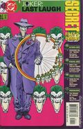 Joker Last Laugh Secret Files (2001) 1