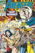 Avengers (1963 1st Series) 357