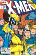 X-Men (1991 1st Series) 11A