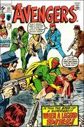 Avengers (1963 1st Series) 81