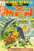 Uncanny X-Men (1963 1st Series) Annual 2