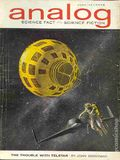 Analog Science Fiction/Science Fact (1960) Volume 71, Issue 4