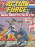 Action Force (1987 British G.I. Joe) Magazine 46