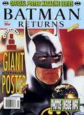 Batman Returns Poster Magazine (1992) 1
