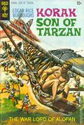 Korak Son of Tarzan (1964 Gold Key/DC) 34