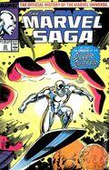 Marvel Saga (1985) 25