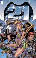 21 The Saga Begins TPB (1996 Image) 1-1ST