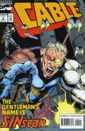Cable (1993 1st Series) 5