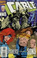 Cable (1993 1st Series) 7