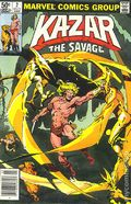 Ka-Zar the Savage (1981) 2