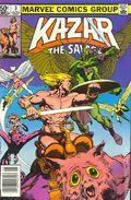 Ka-Zar the Savage (1981) 3