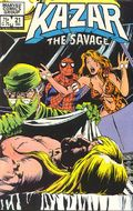 Ka-Zar the Savage (1981) 21