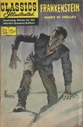 Classics Illustrated 026 Frankenstein 16