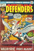 Defenders (1972 1st Series) 4