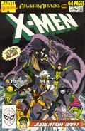 Uncanny X-Men (1963 1st Series) Annual 13