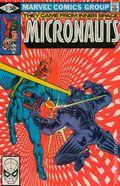 Micronauts (1979 1st Series) 27