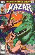 Ka-Zar the Savage (1981) 4